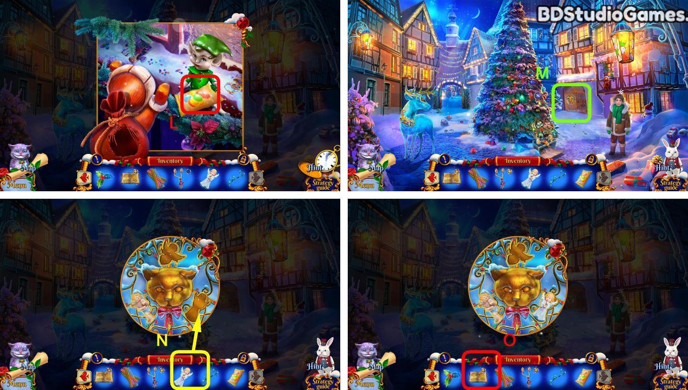 Christmas Stories: Alice's Adventures Walkthrough Screenshot 0028