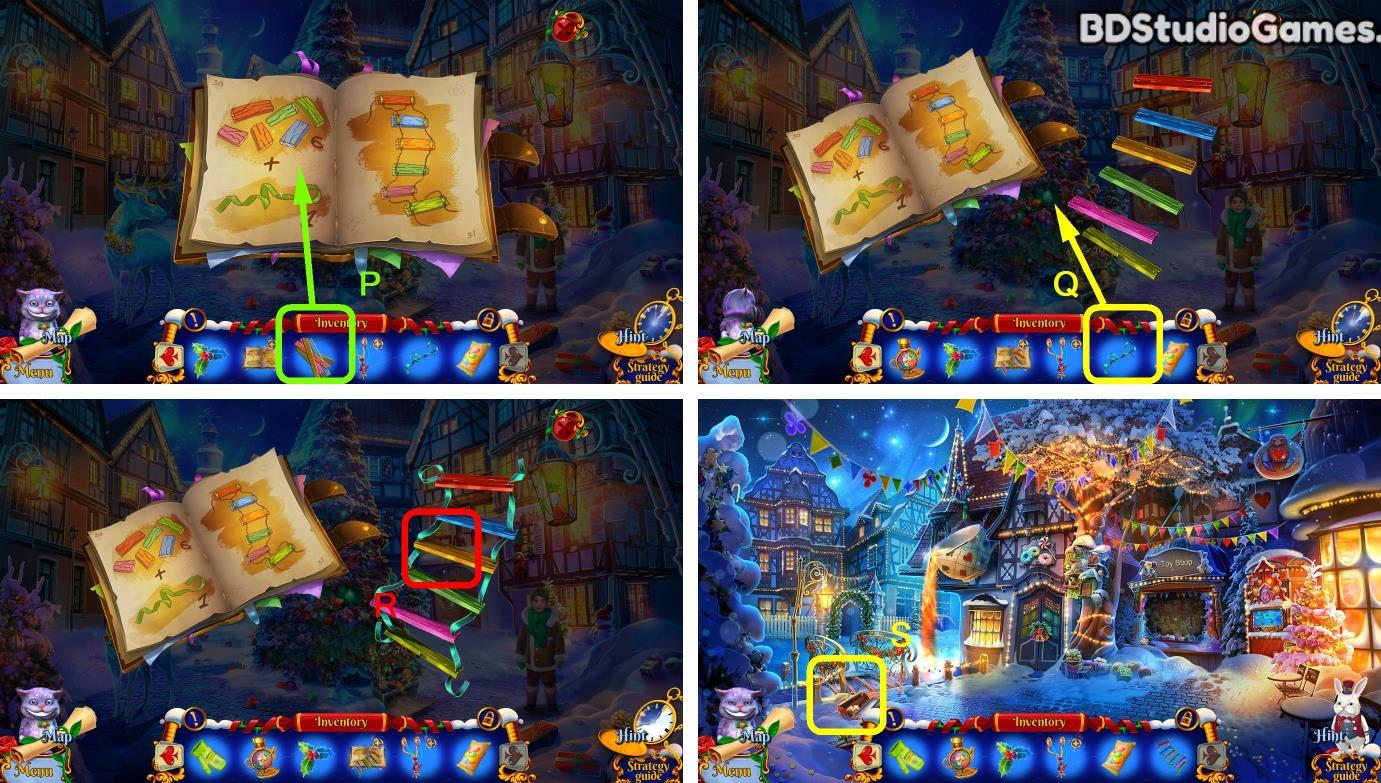 Christmas Stories: Alice's Adventures Walkthrough Screenshot 0029