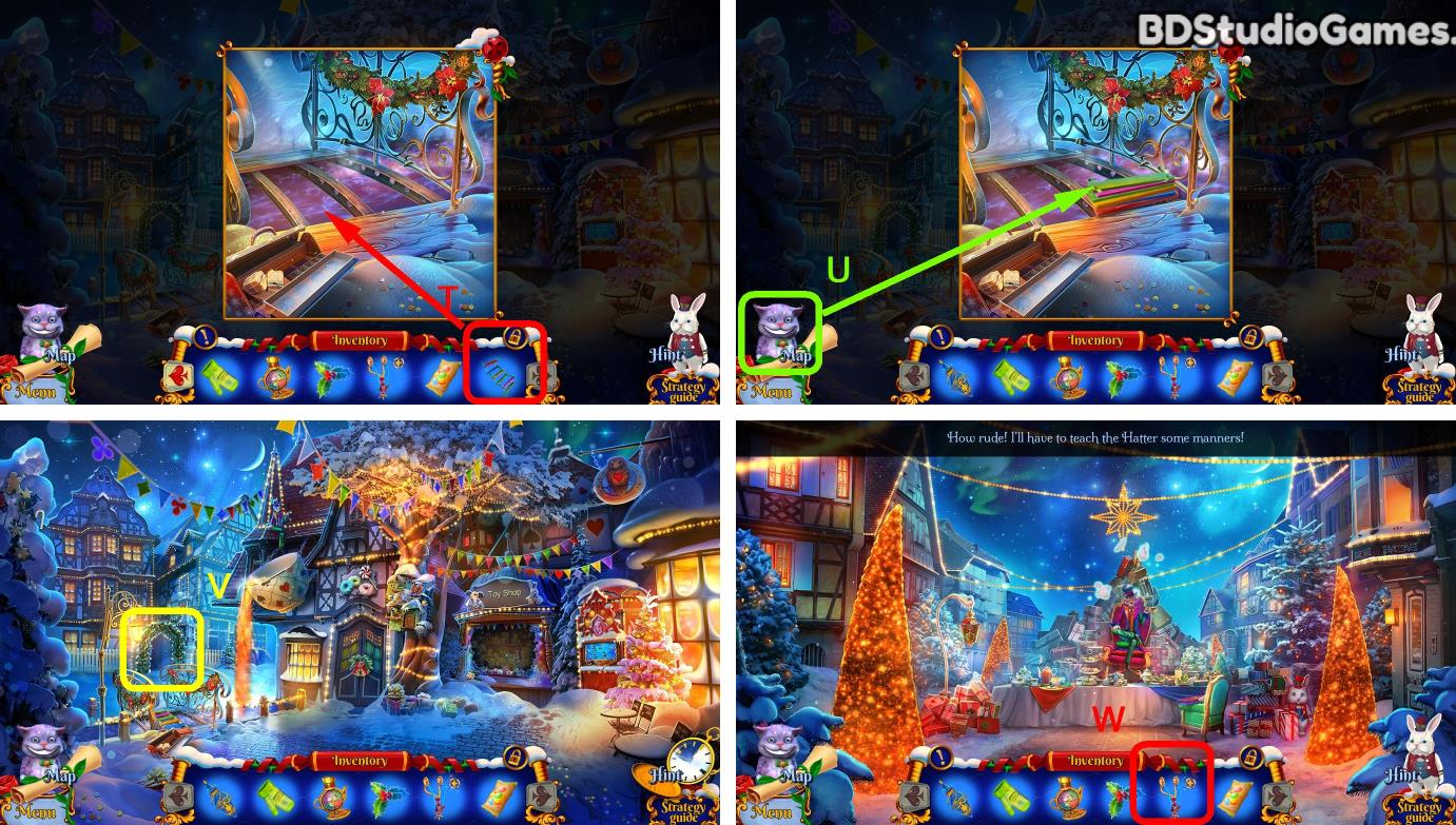 Christmas Stories: Alice's Adventures Walkthrough Screenshot 0030