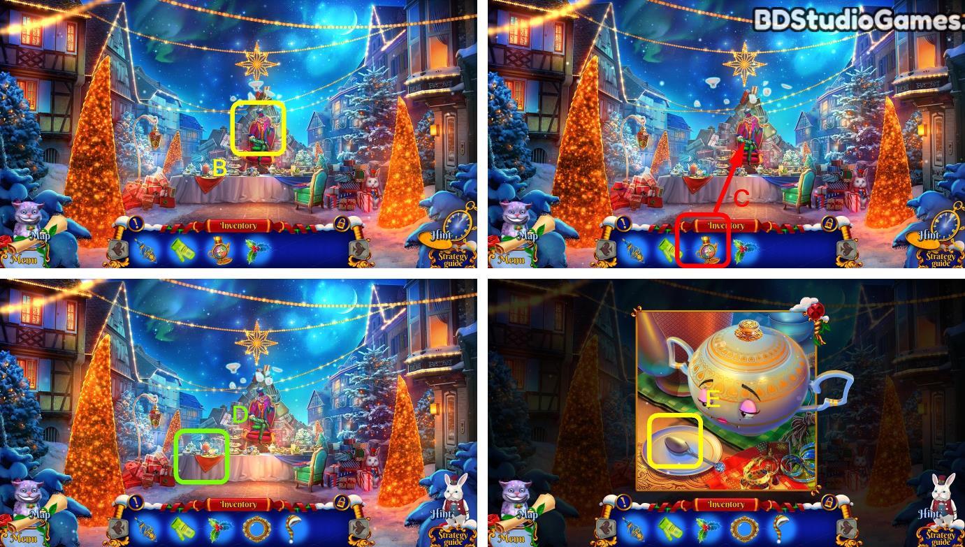Christmas Stories: Alice's Adventures Walkthrough Screenshot 0032