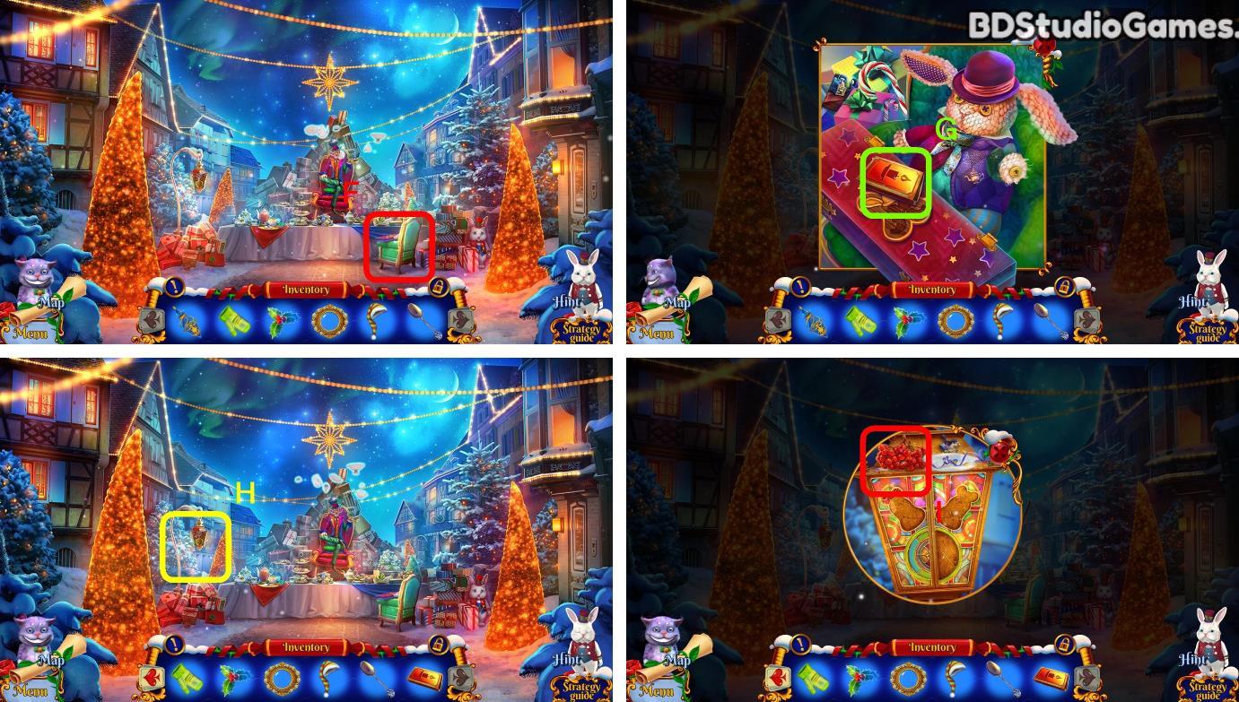 Christmas Stories: Alice's Adventures Walkthrough Screenshot 0033