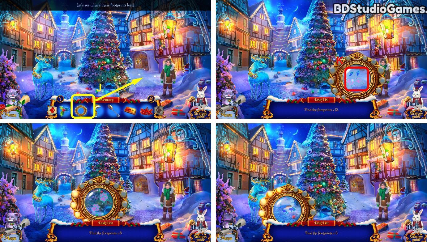 Christmas Stories: Alice's Adventures Walkthrough Screenshot 0034