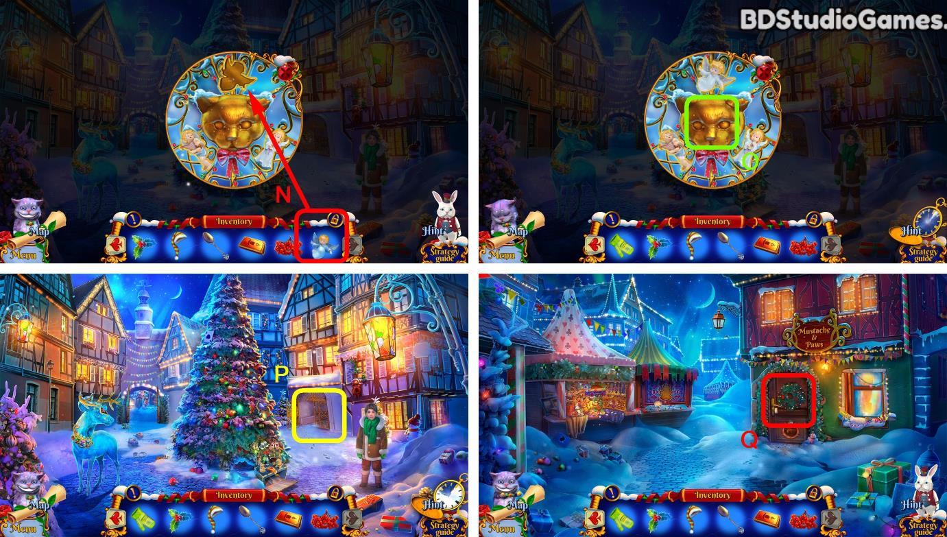 Christmas Stories: Alice's Adventures Walkthrough Screenshot 0036