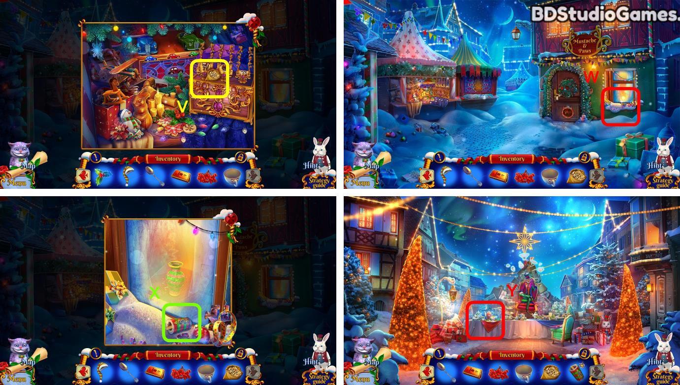 Christmas Stories: Alice's Adventures Walkthrough Screenshot 0038