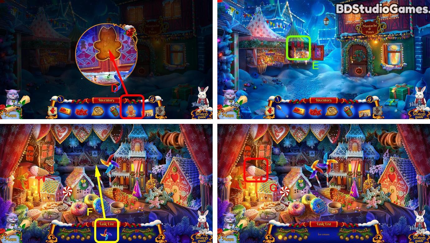 Christmas Stories: Alice's Adventures Walkthrough Screenshot 0040