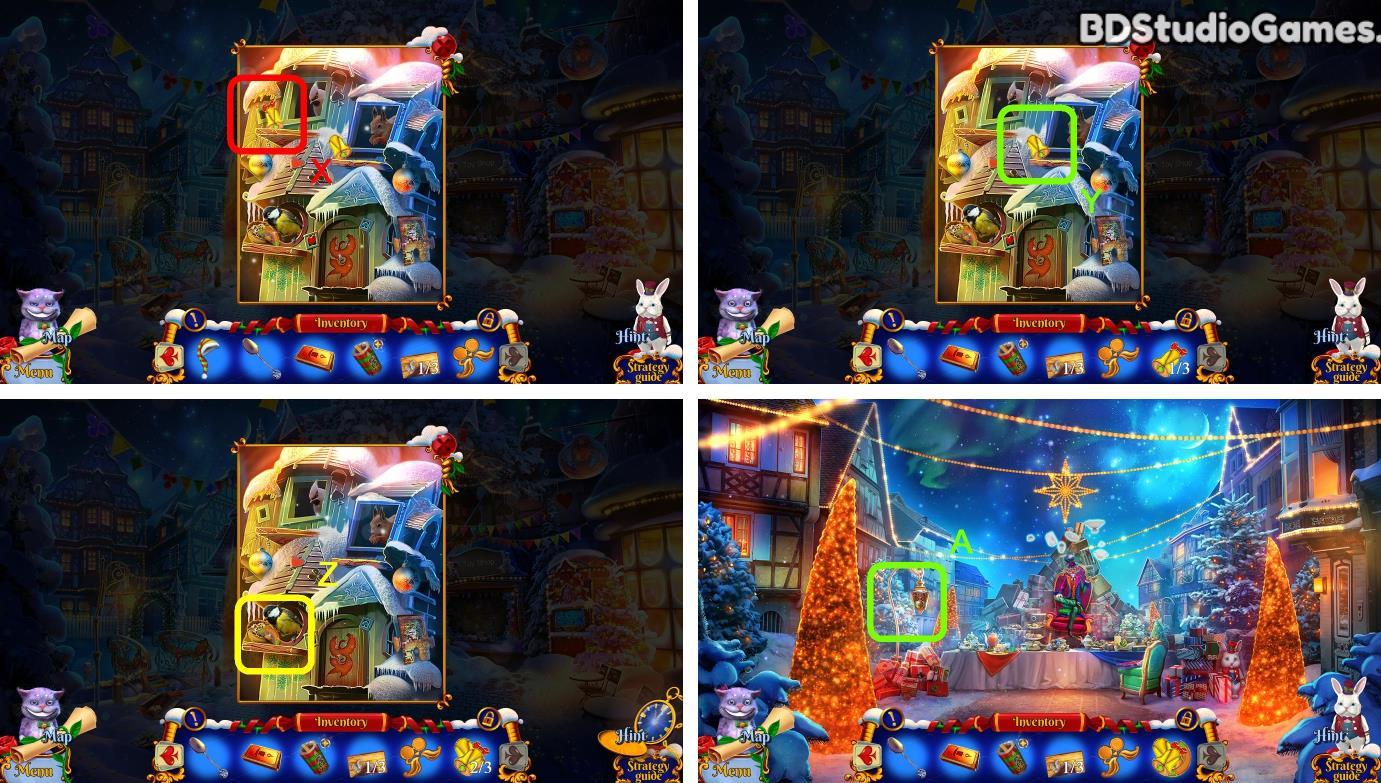Christmas Stories: Alice's Adventures Walkthrough Screenshot 0045
