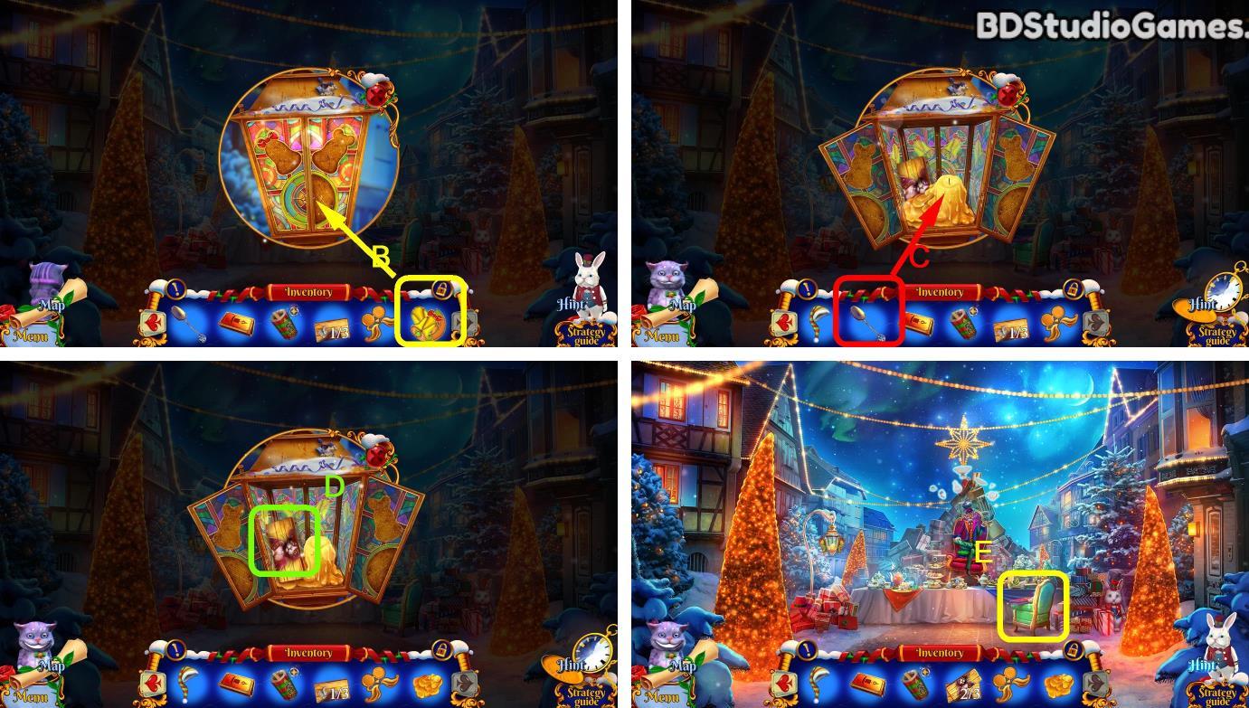 Christmas Stories: Alice's Adventures Walkthrough Screenshot 0046
