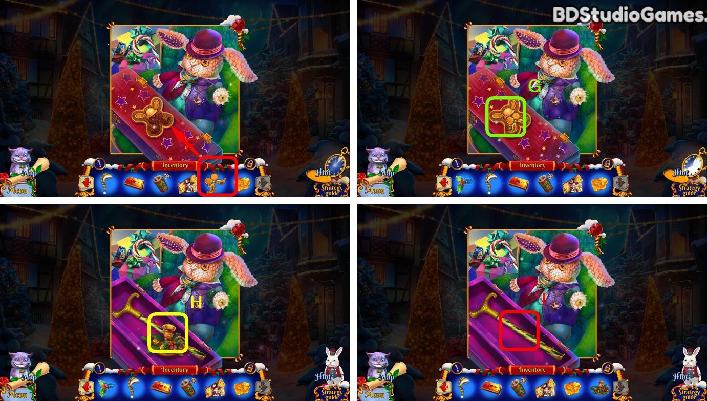 Christmas Stories: Alice's Adventures Walkthrough Screenshot 0047