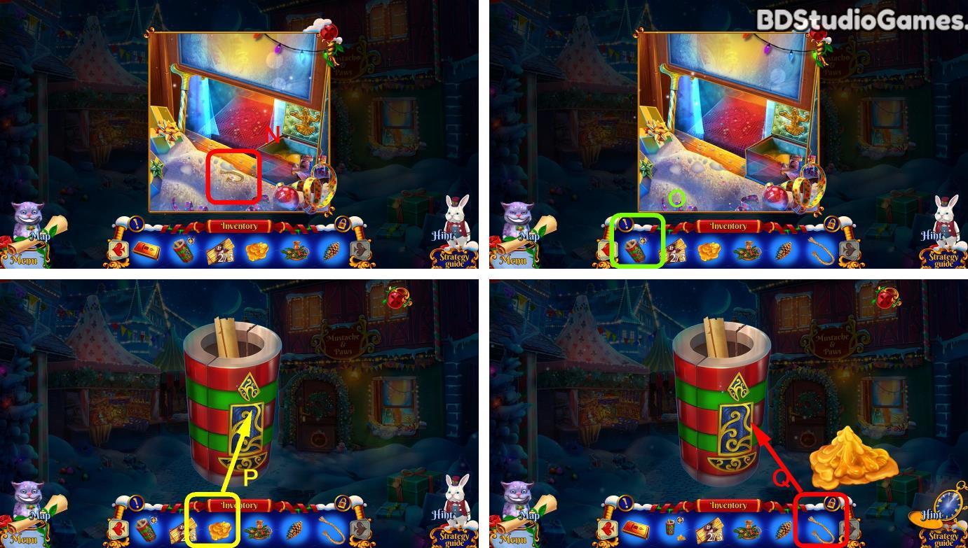 Christmas Stories: Alice's Adventures Walkthrough Screenshot 0049