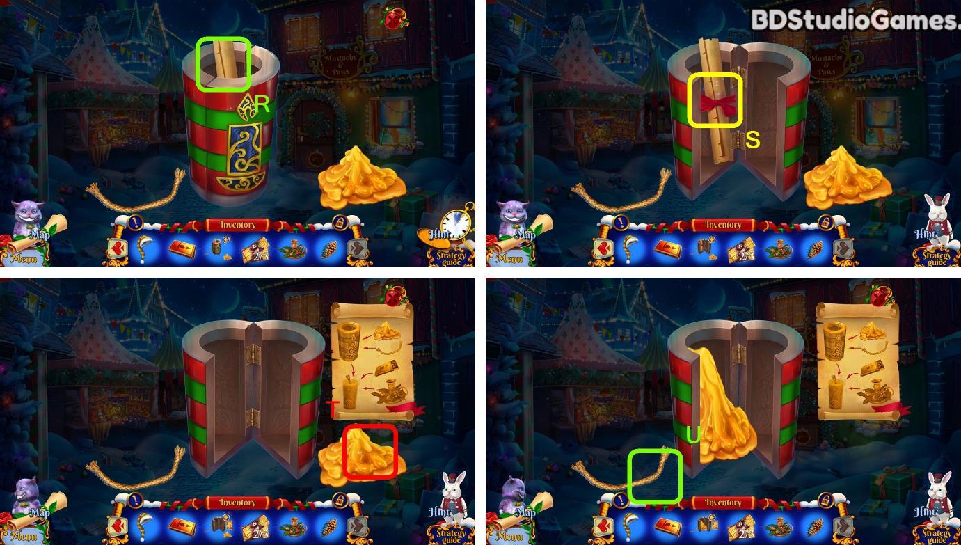 Christmas Stories: Alice's Adventures Walkthrough Screenshot 0050