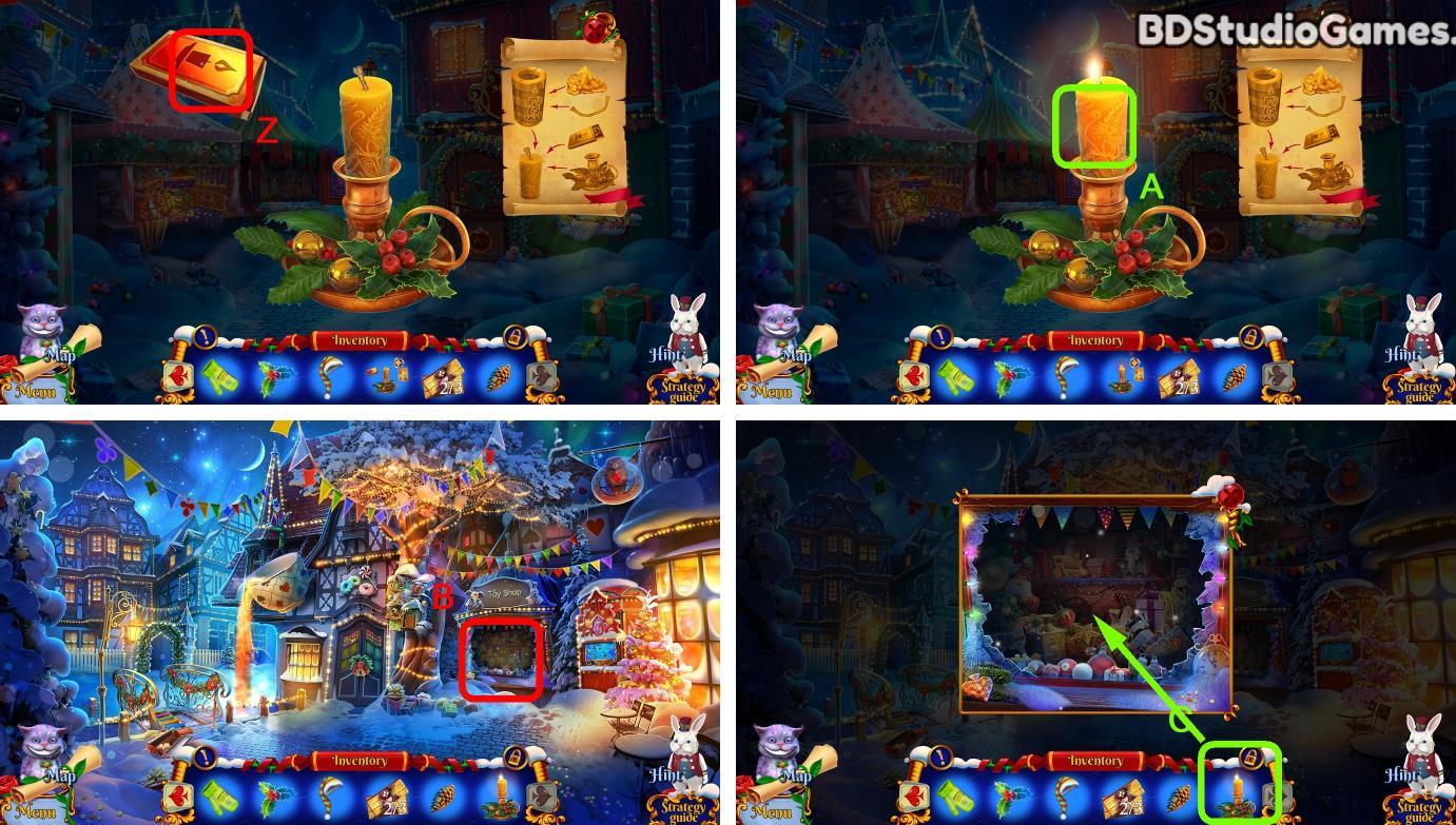 Christmas Stories: Alice's Adventures Walkthrough Screenshot 0052