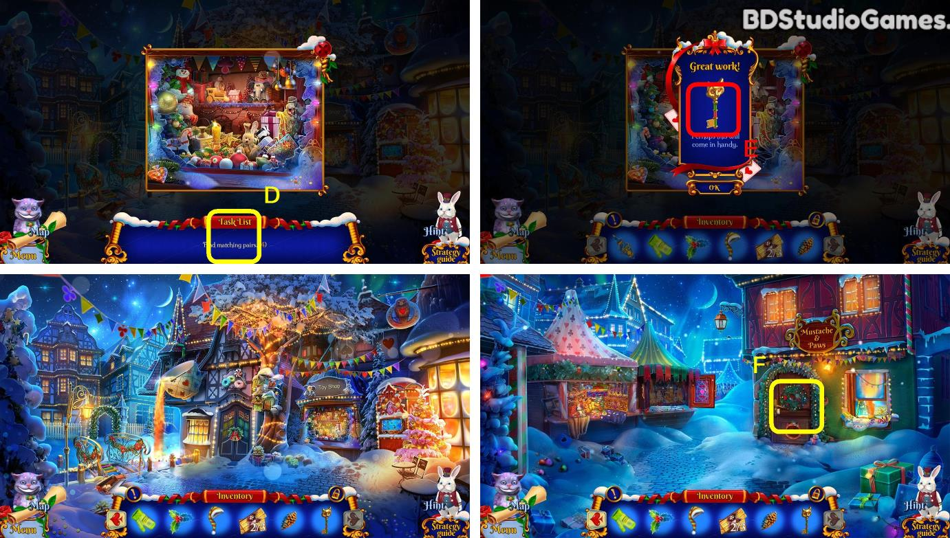 Christmas Stories: Alice's Adventures Walkthrough Screenshot 0053