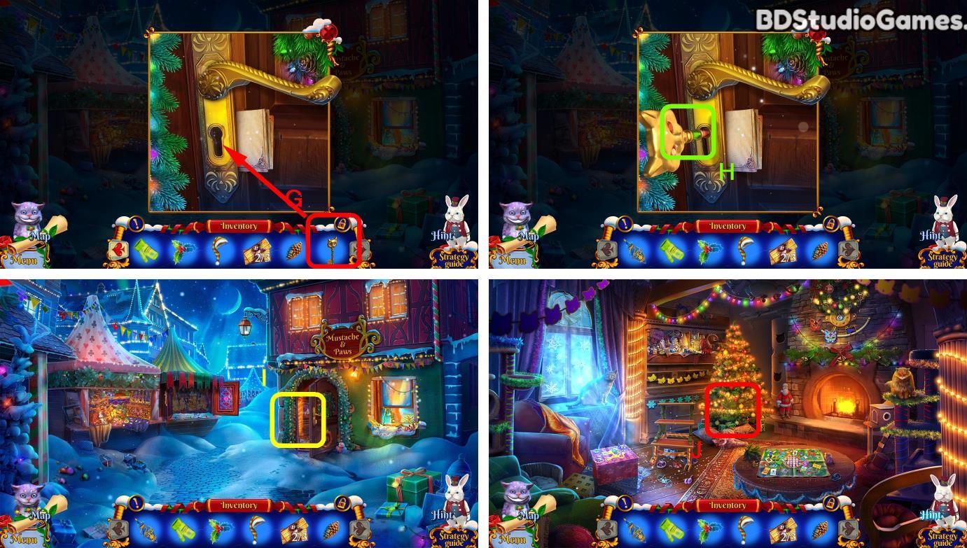 Christmas Stories: Alice's Adventures Walkthrough Screenshot 0054
