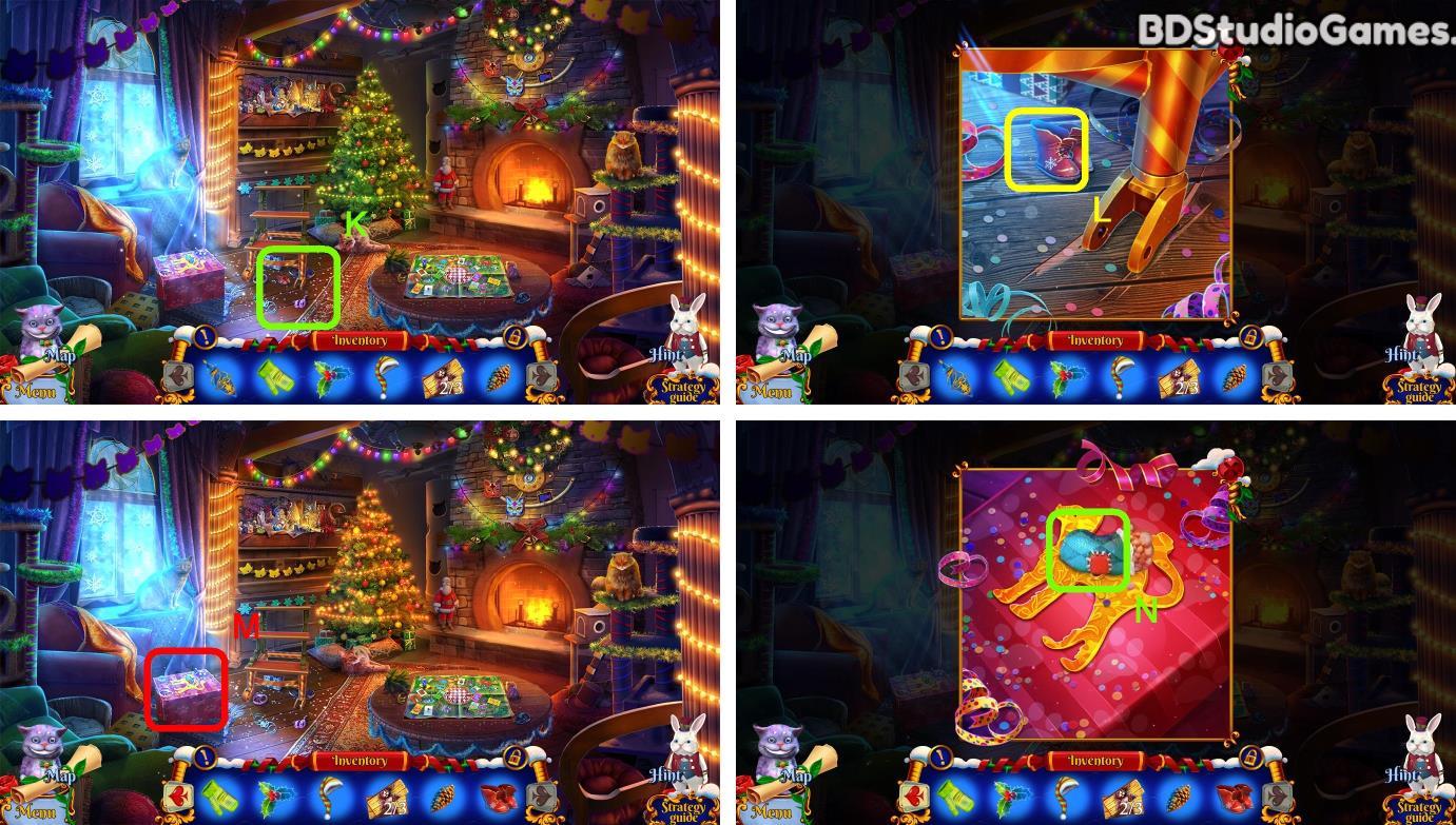 Christmas Stories: Alice's Adventures Walkthrough Screenshot 0055