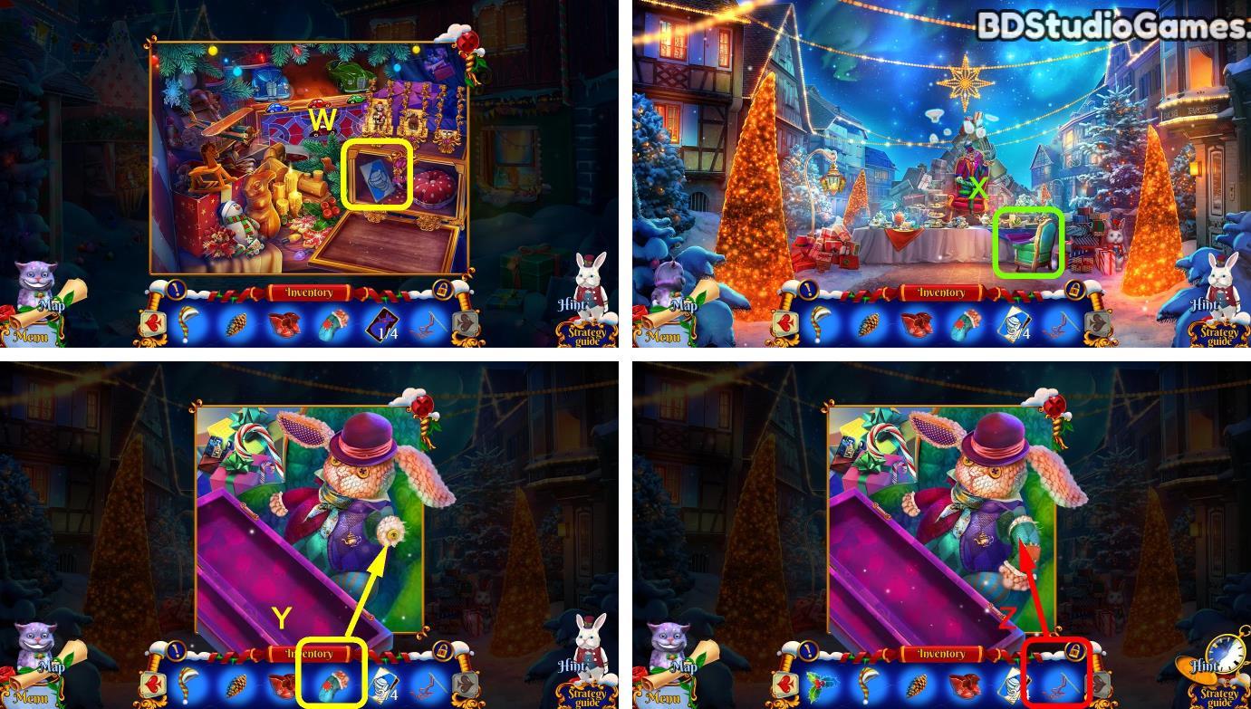 Christmas Stories: Alice's Adventures Walkthrough Screenshot 0058