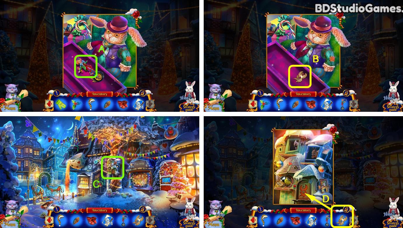 Christmas Stories: Alice's Adventures Walkthrough Screenshot 0059