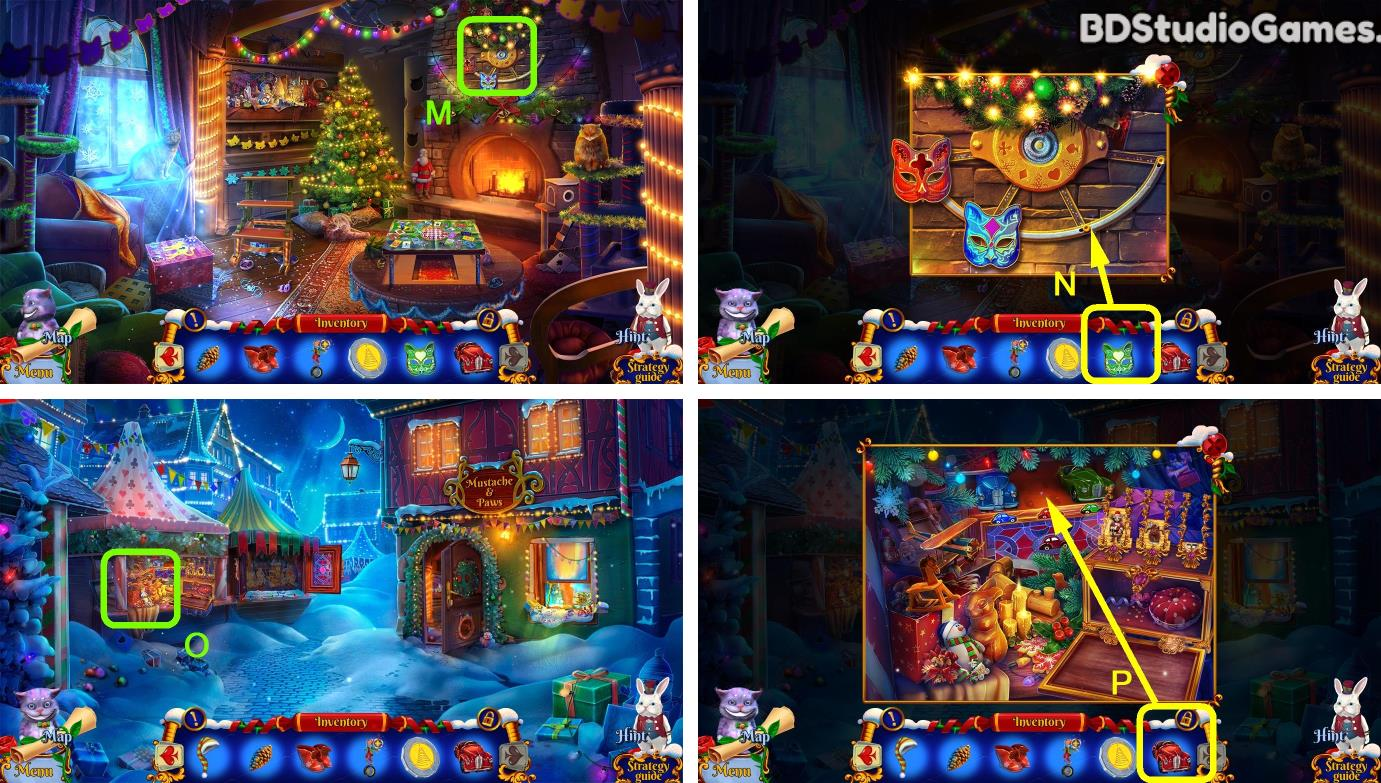 Christmas Stories: Alice's Adventures Walkthrough Screenshot 0062