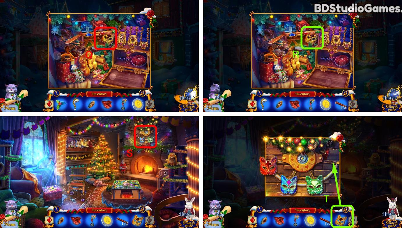 Christmas Stories: Alice's Adventures Walkthrough Screenshot 0063