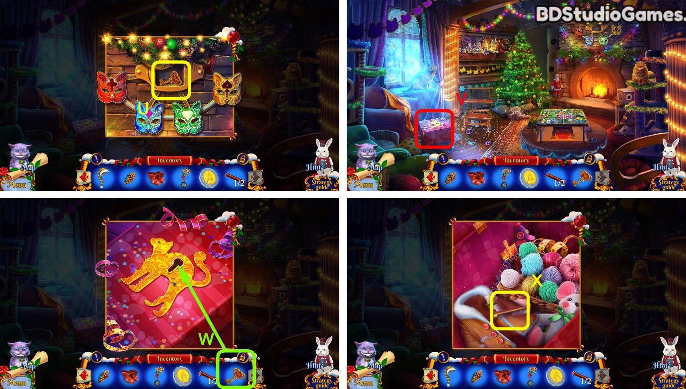 Christmas Stories: Alice's Adventures Walkthrough Screenshot 0064
