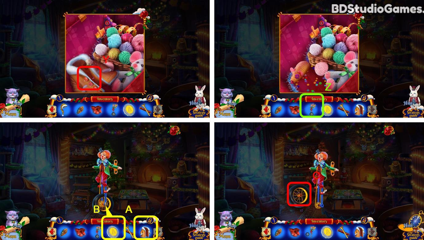 Christmas Stories: Alice's Adventures Walkthrough Screenshot 0065