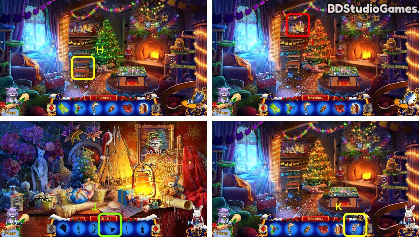 Christmas Stories: Alice's Adventures Walkthrough Screenshot 0067