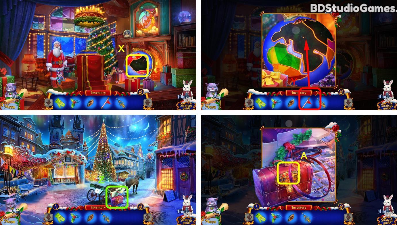 Christmas Stories: Alice's Adventures Walkthrough Screenshot 0071