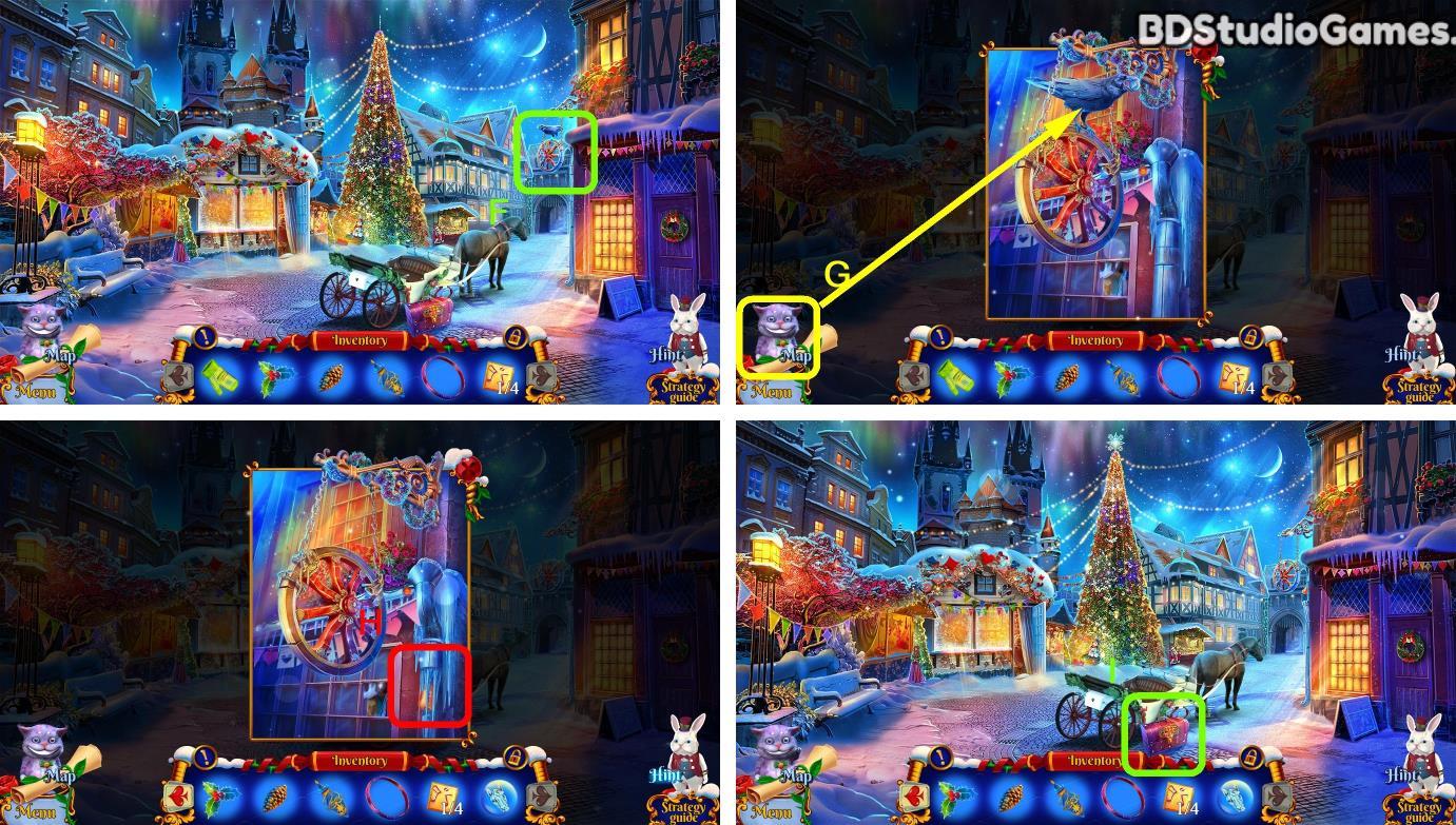 Christmas Stories: Alice's Adventures Walkthrough Screenshot 0073