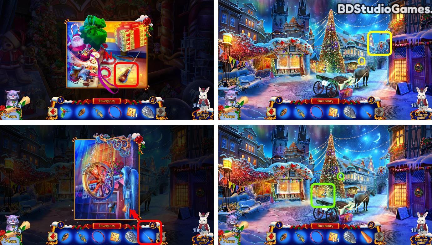Christmas Stories: Alice's Adventures Walkthrough Screenshot 0075