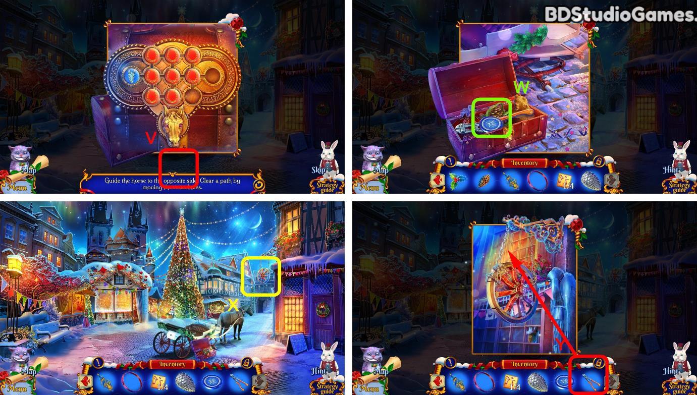 Christmas Stories: Alice's Adventures Walkthrough Screenshot 0077
