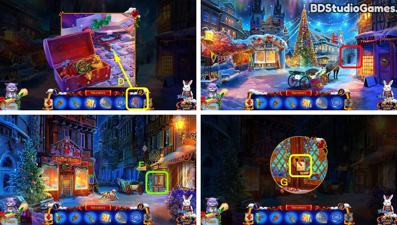 Christmas Stories: Alice's Adventures Walkthrough Screenshot 0079