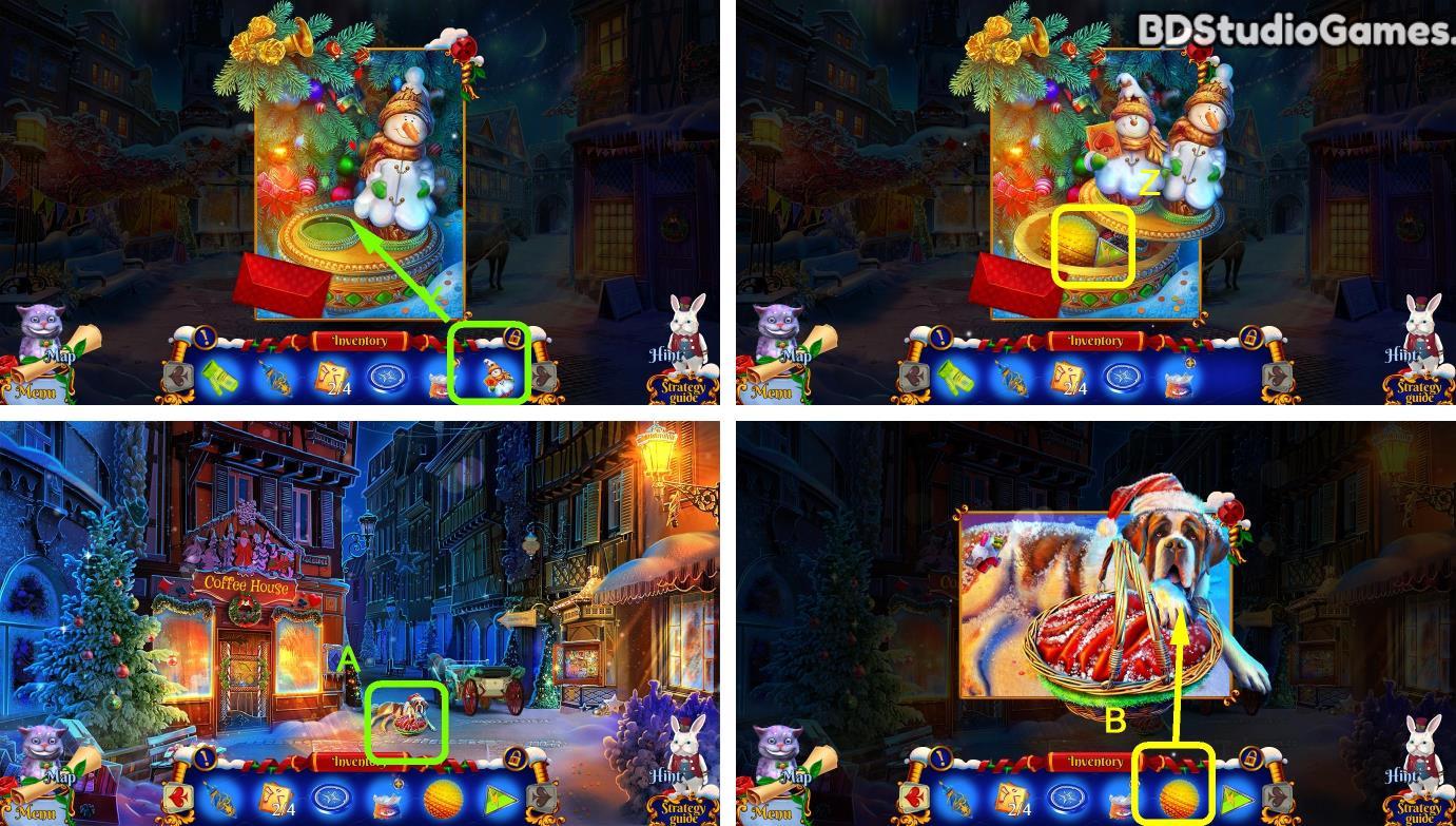 Christmas Stories: Alice's Adventures Walkthrough Screenshot 0088