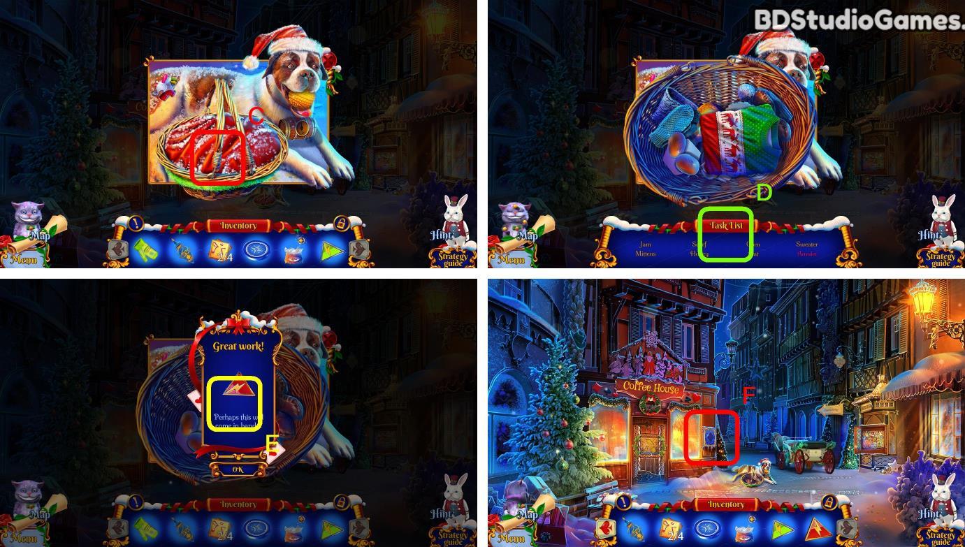 Christmas Stories: Alice's Adventures Walkthrough Screenshot 0089