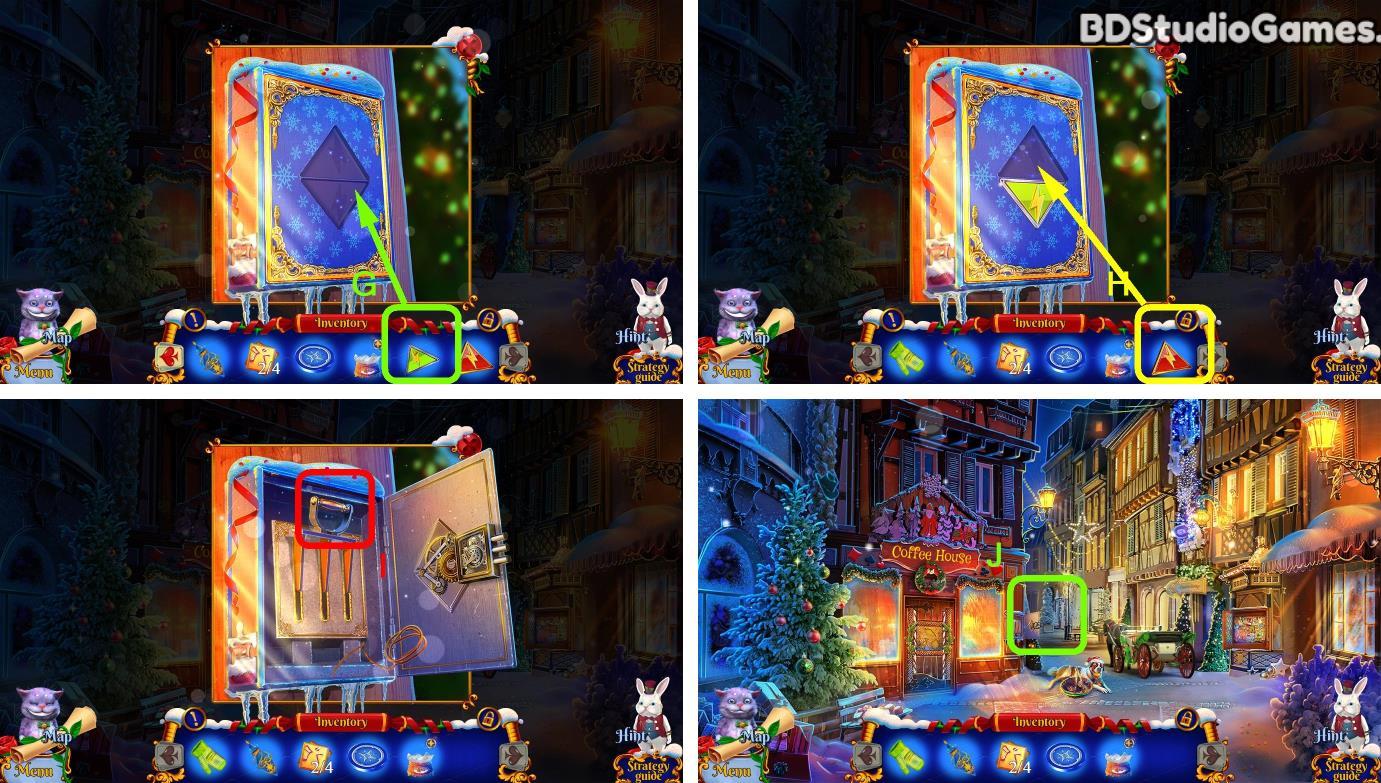 Christmas Stories: Alice's Adventures Walkthrough Screenshot 0090