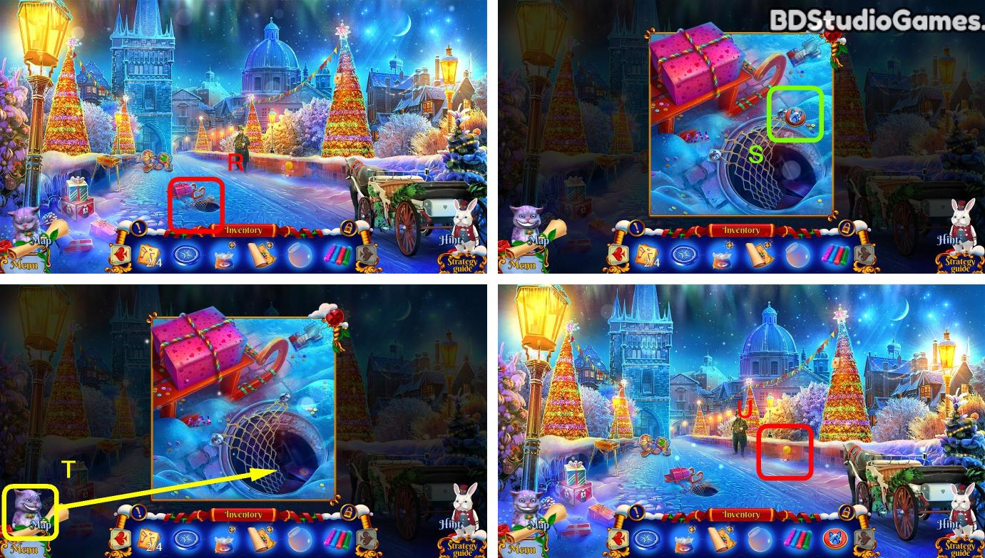 Christmas Stories: Alice's Adventures Walkthrough Screenshot 0093
