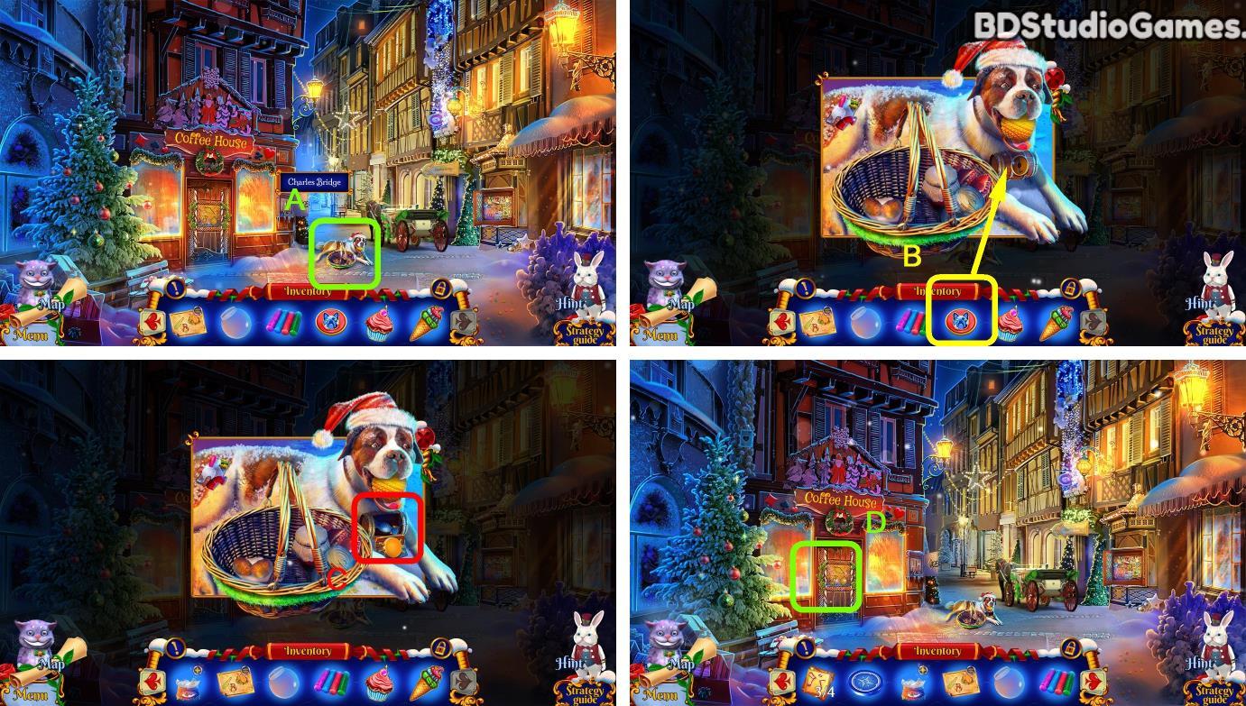 Christmas Stories: Alice's Adventures Walkthrough Screenshot 0095