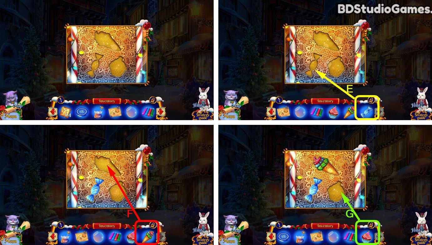 Christmas Stories: Alice's Adventures Walkthrough Screenshot 0096