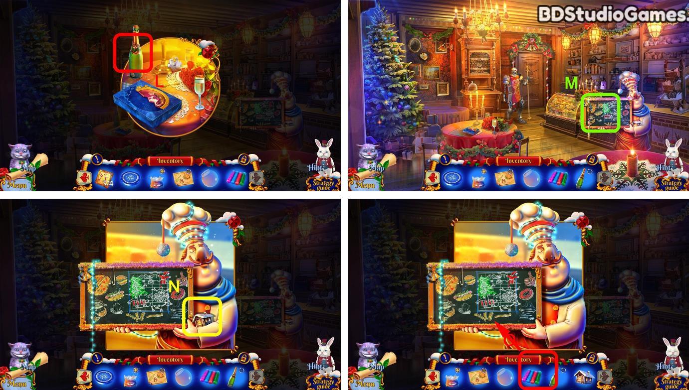 Christmas Stories: Alice's Adventures Walkthrough Screenshot 0098
