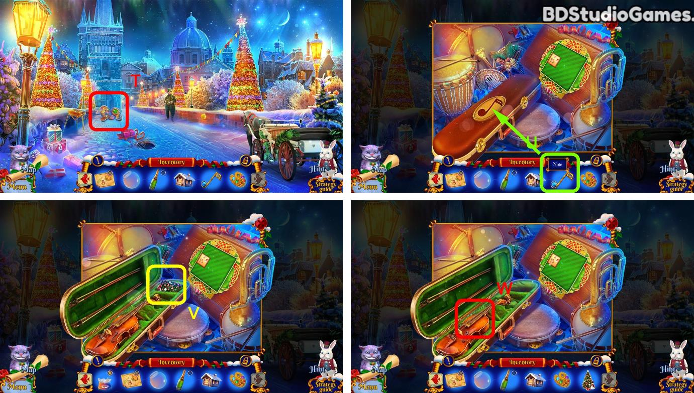 Christmas Stories: Alice's Adventures Walkthrough Screenshot 0100