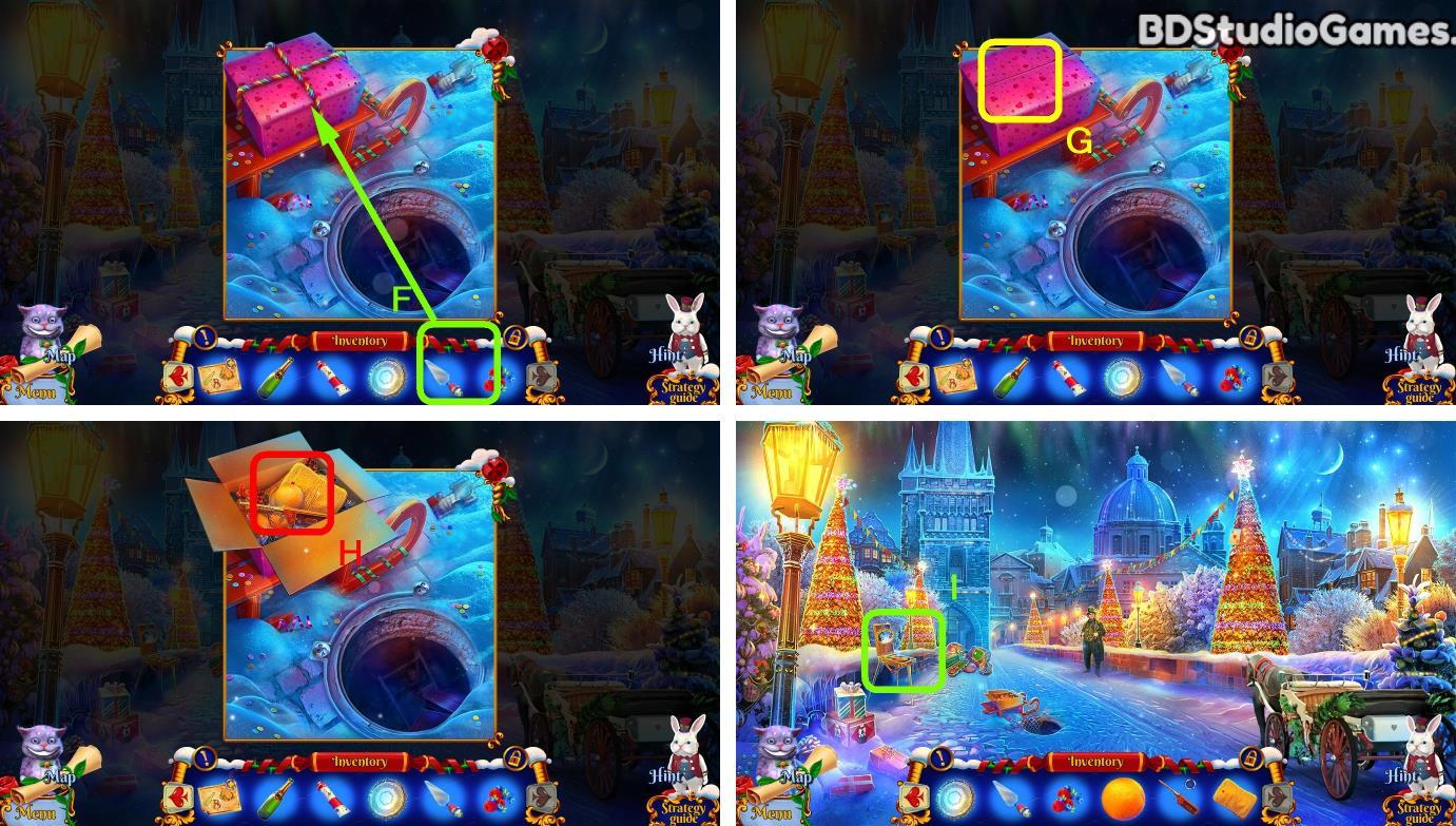 Christmas Stories: Alice's Adventures Walkthrough Screenshot 0116
