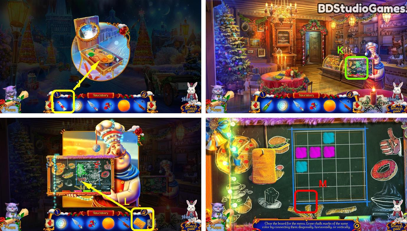 Christmas Stories: Alice's Adventures Walkthrough Screenshot 0117