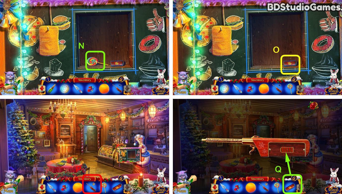 Christmas Stories: Alice's Adventures Walkthrough Screenshot 0118