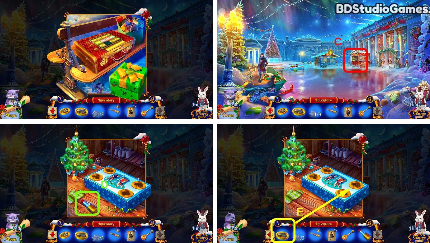 Christmas Stories: Alice's Adventures Walkthrough Screenshot 0142