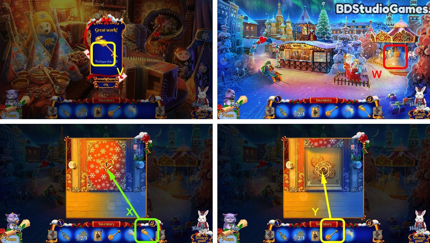 Christmas Stories: Alice's Adventures Walkthrough Screenshot 0147