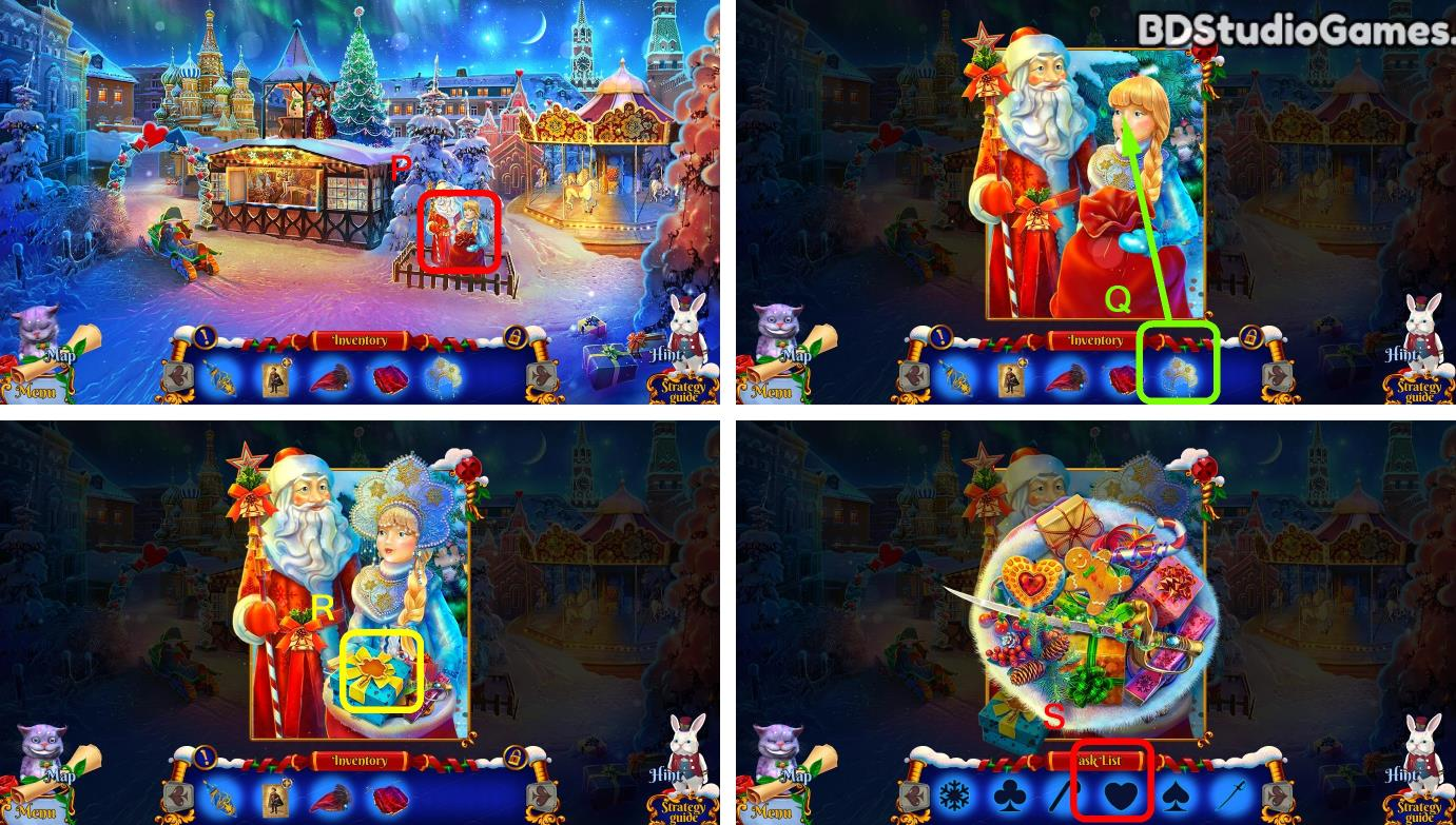 Christmas Stories: Alice's Adventures Walkthrough Screenshot 0152