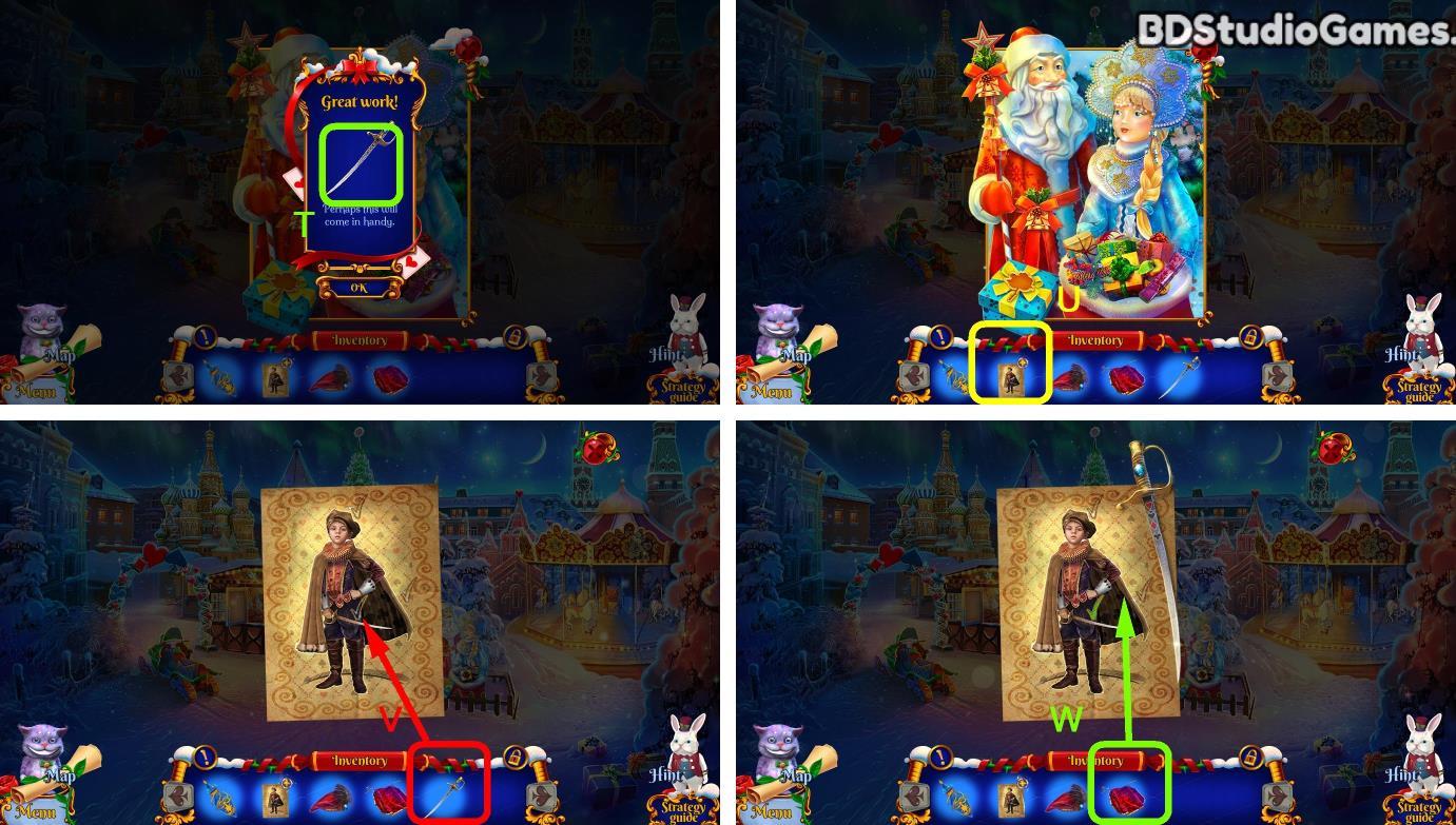 Christmas Stories: Alice's Adventures Walkthrough Screenshot 0153