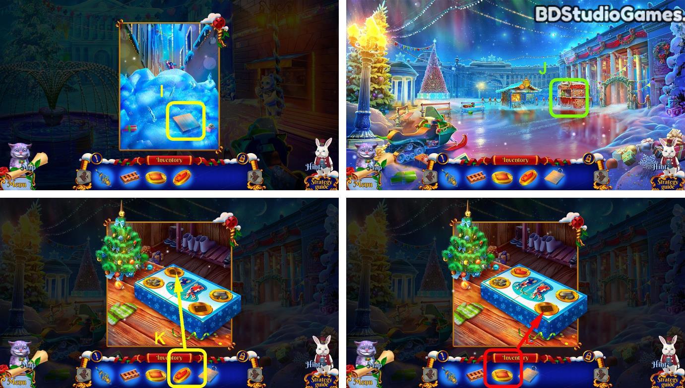 Christmas Stories: Alice's Adventures Walkthrough Screenshot 0157