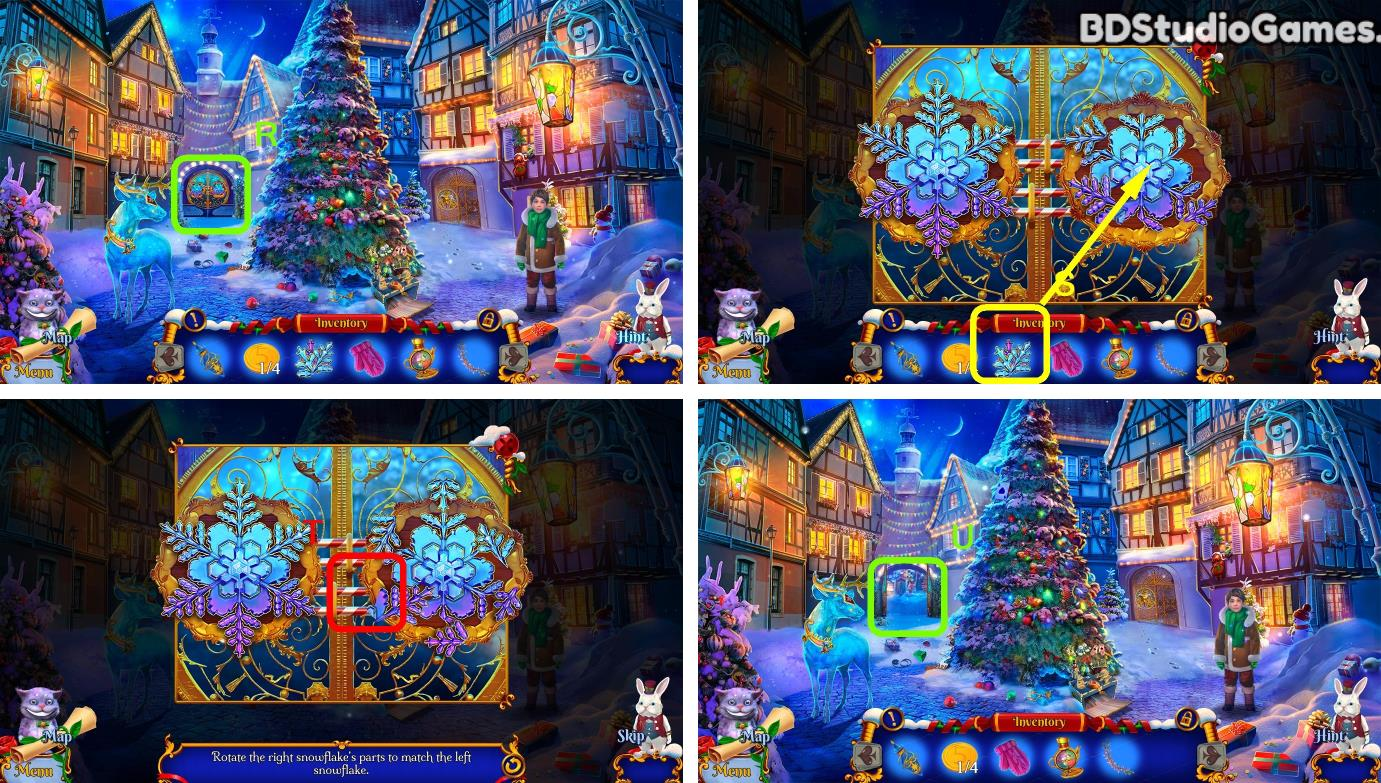 Christmas Stories: Alices Adventures Beta Version Walkthrough Screenshot