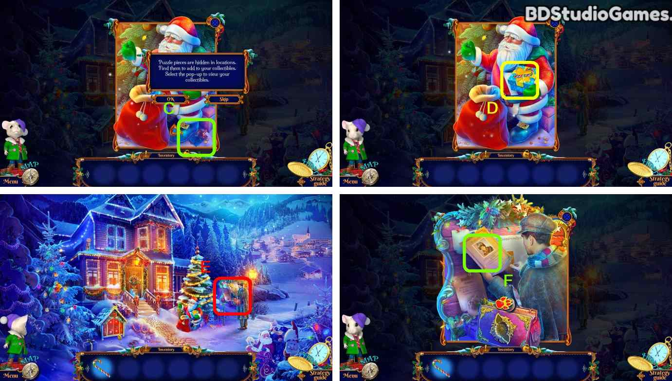 Christmas Stories: Enchanted Express Walkthrough Screenshot 0003