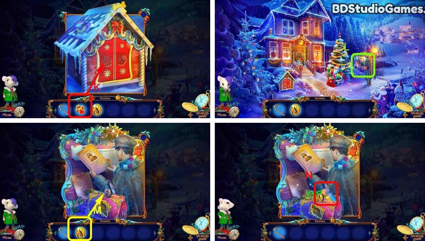 Christmas Stories: Enchanted Express Walkthrough Screenshot 0005