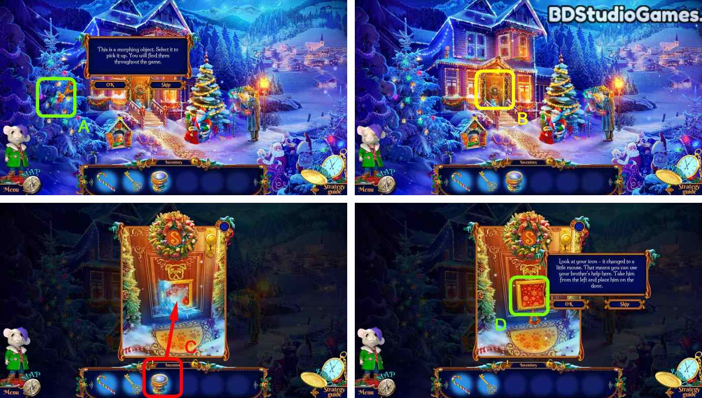 Christmas Stories: Enchanted Express Walkthrough Screenshot 0009